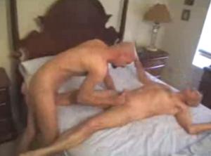 Alte Gays beim heißen Gaysex